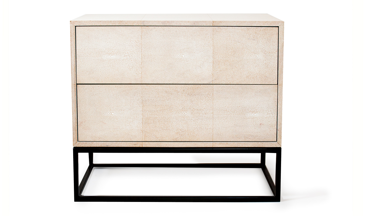 SKATEMODERNE Couture Faux Shagreen Furniture Art And